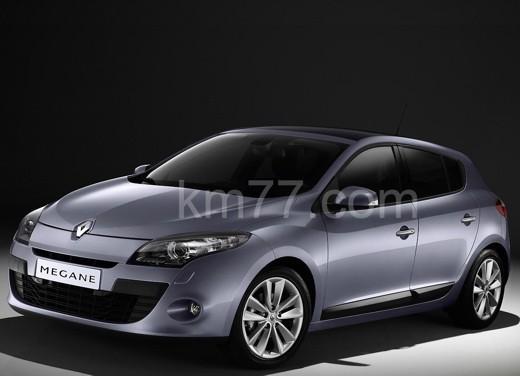 Nuova Renault Megane 4×4 - Foto 6 di 10