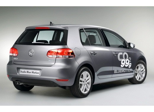 Volkswagen Golf 6 BlueMotion - Foto 10 di 10