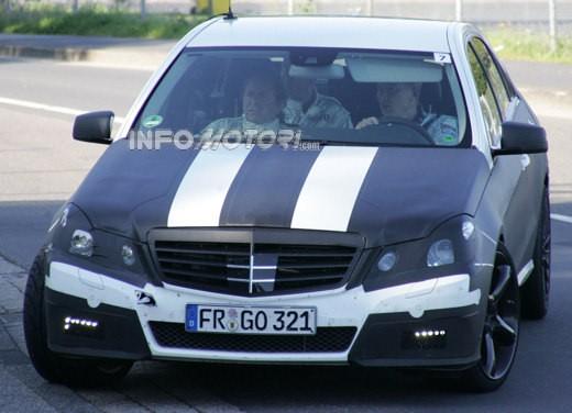 Nuova Mercedes Classe E AMG – Spy - Foto 1 di 11