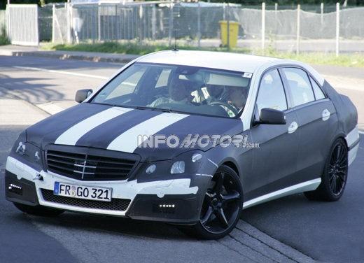Nuova Mercedes Classe E AMG – Spy - Foto 11 di 11