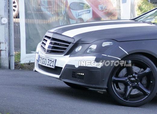 Nuova Mercedes Classe E AMG – Spy - Foto 6 di 11