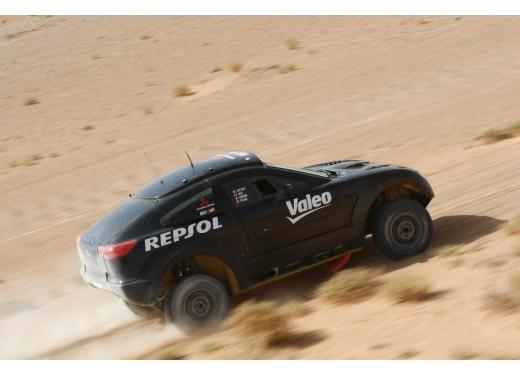Mitsubishi Lancer 4WD Racing