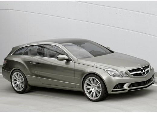 Nuova Mercedes Classe E – Concept - Foto 8 di 22