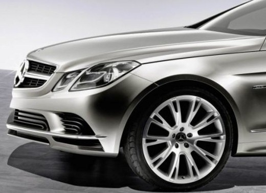 Nuova Mercedes Classe E – Concept - Foto 12 di 22