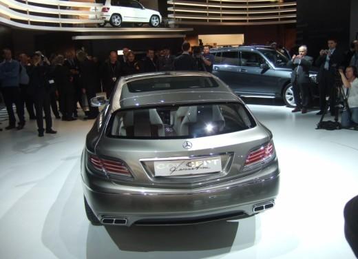 Nuova Mercedes Classe E – Concept - Foto 21 di 22