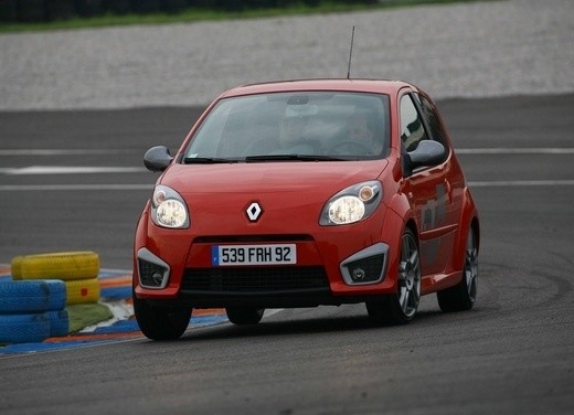 Renault Twingo RS – Test Drive - Foto 29 di 60