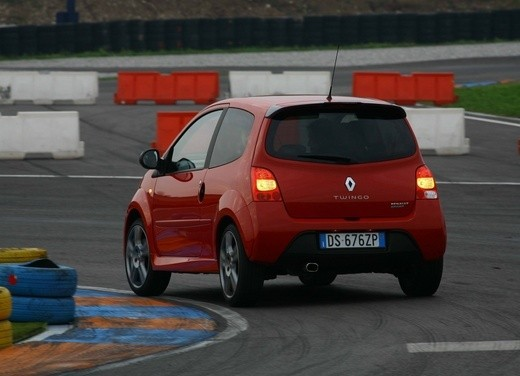 Renault Twingo RS – Test Drive - Foto 33 di 60