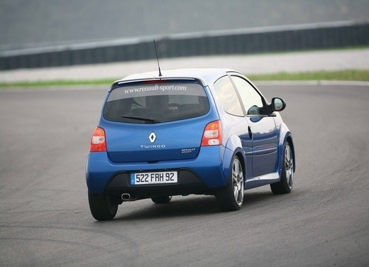 Renault Twingo RS – Test Drive - Foto 34 di 60
