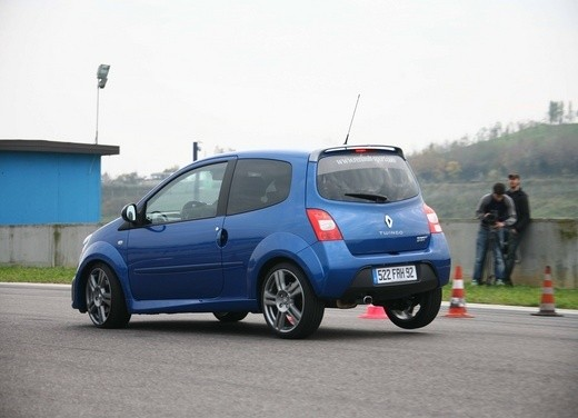 Renault Twingo RS – Test Drive - Foto 43 di 60