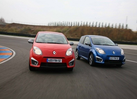 Renault Twingo RS – Test Drive - Foto 13 di 60