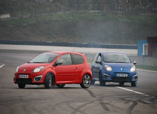 Renault Twingo RS – Test Drive - Foto 17 di 60
