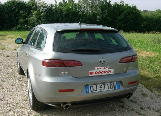 Alfa Romeo 159 SportWagon – Long Test Drive