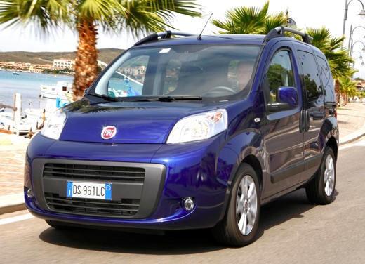Fiat Fiorino Qubo alla Fiat Playa - Foto 55 di 61