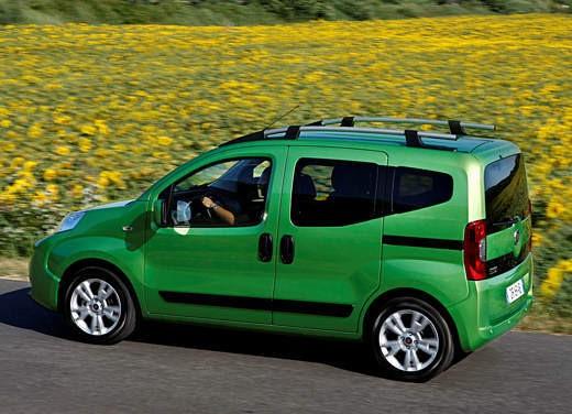 Fiat Fiorino Qubo alla Fiat Playa - Foto 60 di 61