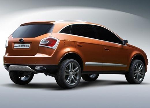Lada C Cross Concept - Foto 4 di 5