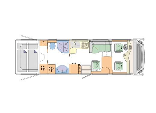 Concorde – camper di lusso - Foto 16 di 65