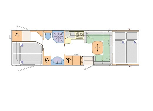 Concorde – camper di lusso - Foto 19 di 65