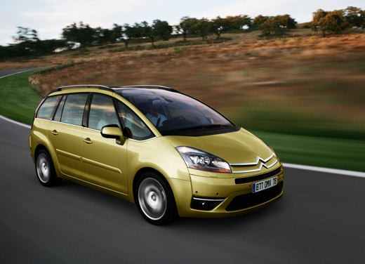 "Citroen Grand C4 Picasso ""Bi Energy M"""
