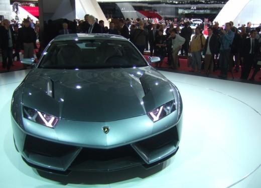 Lamborghini Estoque - Foto 4 di 20