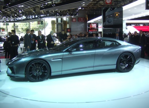 Lamborghini Estoque - Foto 3 di 20