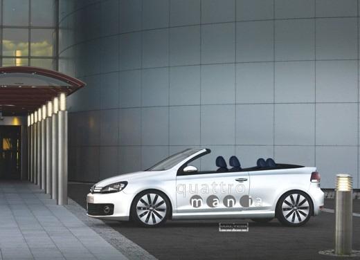 Volkswagen Golf 6 Cabrio Quattro - Foto 6 di 9