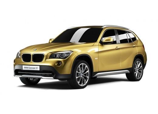 BMW X1: immagini dal Salone dell'Auto di Parigi 2008 - Foto 11 di 14