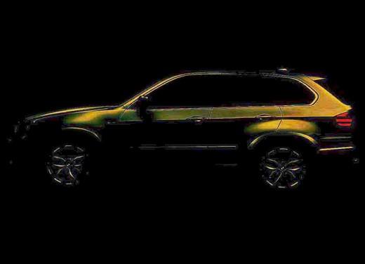 BMW X1: immagini dal Salone dell'Auto di Parigi 2008 - Foto 3 di 14