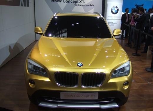 BMW X1: immagini dal Salone dell'Auto di Parigi 2008 - Foto 14 di 14