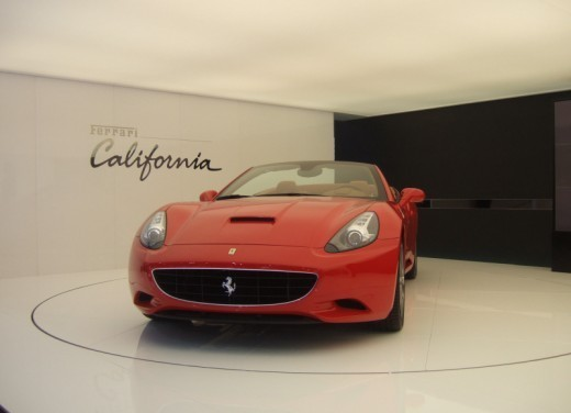 Ferrari California – Parigi 2008 - Foto 9 di 22