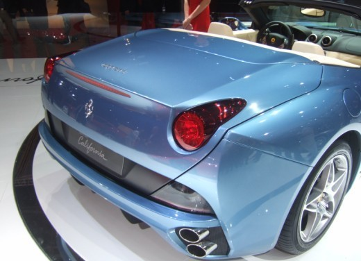 Ferrari California – Parigi 2008 - Foto 11 di 22