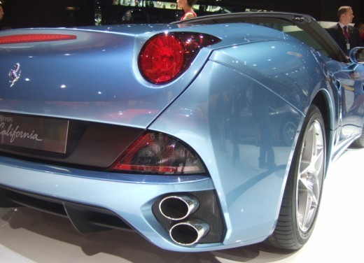 Ferrari California – Parigi 2008 - Foto 5 di 22
