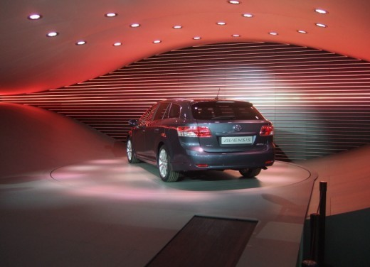 Toyota Avensis – Parigi 2008 - Foto 11 di 12