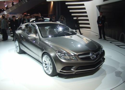 Mercedes Classe E Concept - Parigi 2008