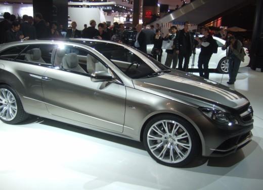 Mercedes Classe E Concept – Parigi 2008 - Foto 4 di 12