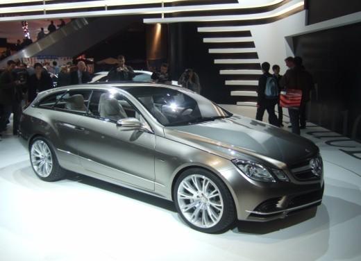 Mercedes Classe E Concept – Parigi 2008 - Foto 5 di 12