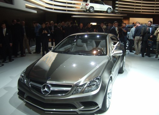 Mercedes Classe E Concept – Parigi 2008 - Foto 6 di 12