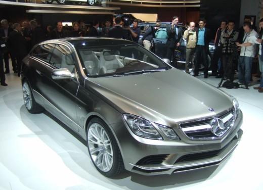 Mercedes Classe E Concept – Parigi 2008 - Foto 7 di 12