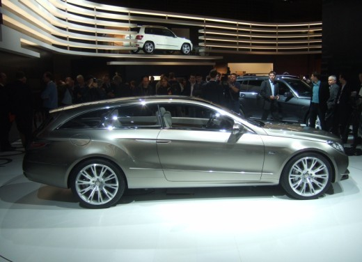 Mercedes Classe E Concept – Parigi 2008 - Foto 8 di 12