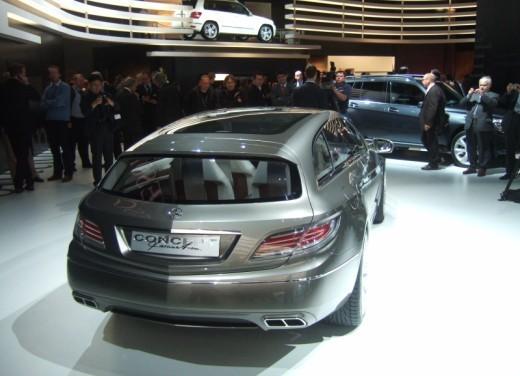 Mercedes Classe E Concept – Parigi 2008 - Foto 10 di 12