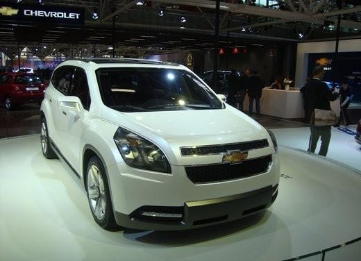 Chevrolet Orlando Concept - Foto 1 di 34