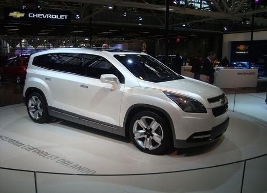 Chevrolet Orlando Concept - Foto 30 di 34