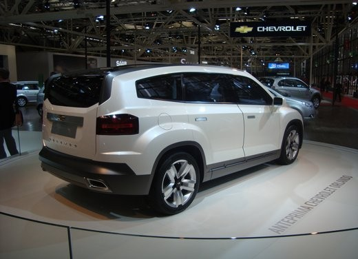 Chevrolet Orlando Concept - Foto 34 di 34