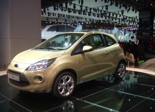 Nuova Ford Ka presentata al Salone di Parigi la piccola citycar - Foto 5 di 18
