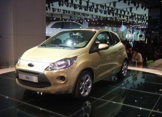 Nuova Ford Ka presentata al Salone di Parigi la piccola citycar - Foto 6 di 18