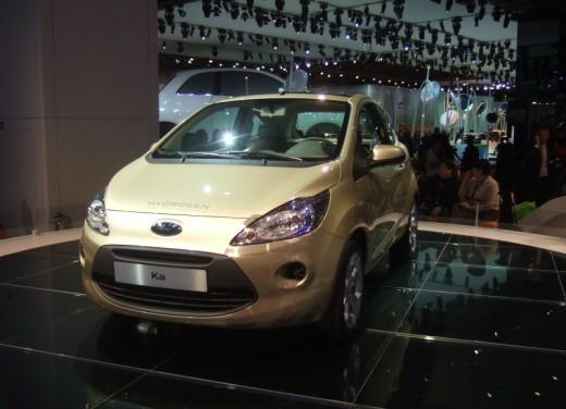Nuova Ford Ka presentata al Salone di Parigi la piccola citycar - Foto 7 di 18