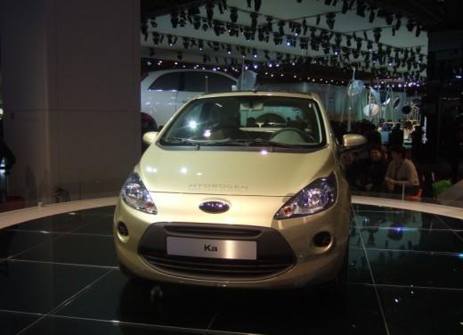 Nuova Ford Ka presentata al Salone di Parigi la piccola citycar - Foto 8 di 18