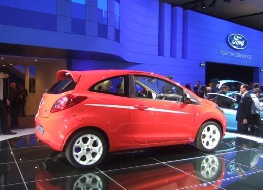 Nuova Ford Ka presentata al Salone di Parigi la piccola citycar - Foto 13 di 18