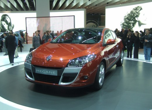 Nuova Renault Megane – Parigi 2008 - Foto 4 di 19
