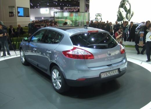 Nuova Renault Megane – Parigi 2008 - Foto 11 di 19