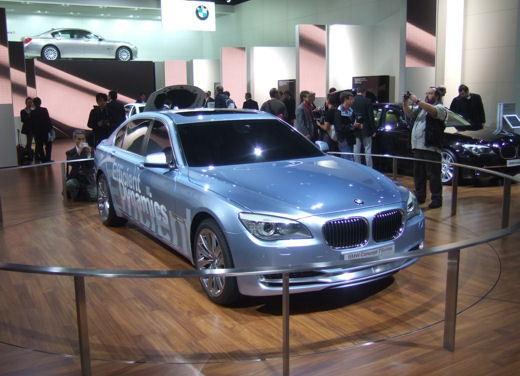 BMW Serie 7: immagini dal Salone dell'Auto di Parigi 2008 - Foto 11 di 15
